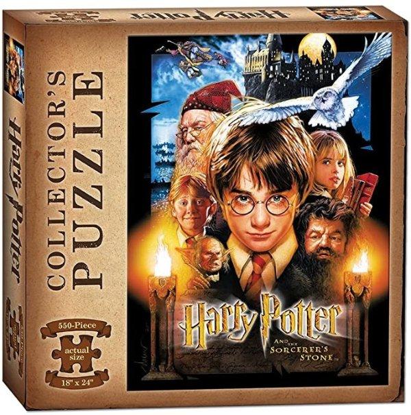 哈利波特和魔法师拼图