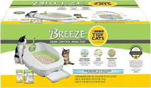 $16.50 (原价$32.99)史低价:Purina Tidy Cats 猫砂盆套装