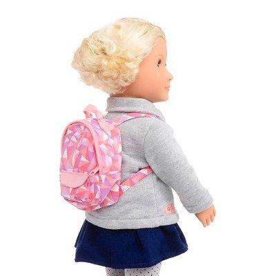 娃娃上学套装