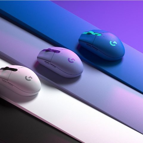 6.5折起 G213机械键盘$89Logitech 电脑外设 G305补货$57,无线充电鼠标垫$167