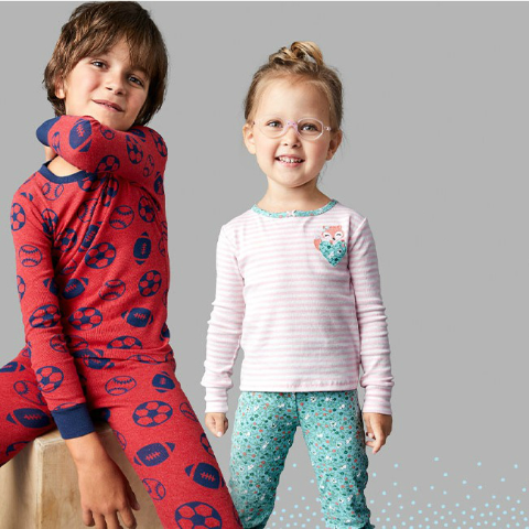 50% Off New ArrivalsCarter's America's Favorite Jammies