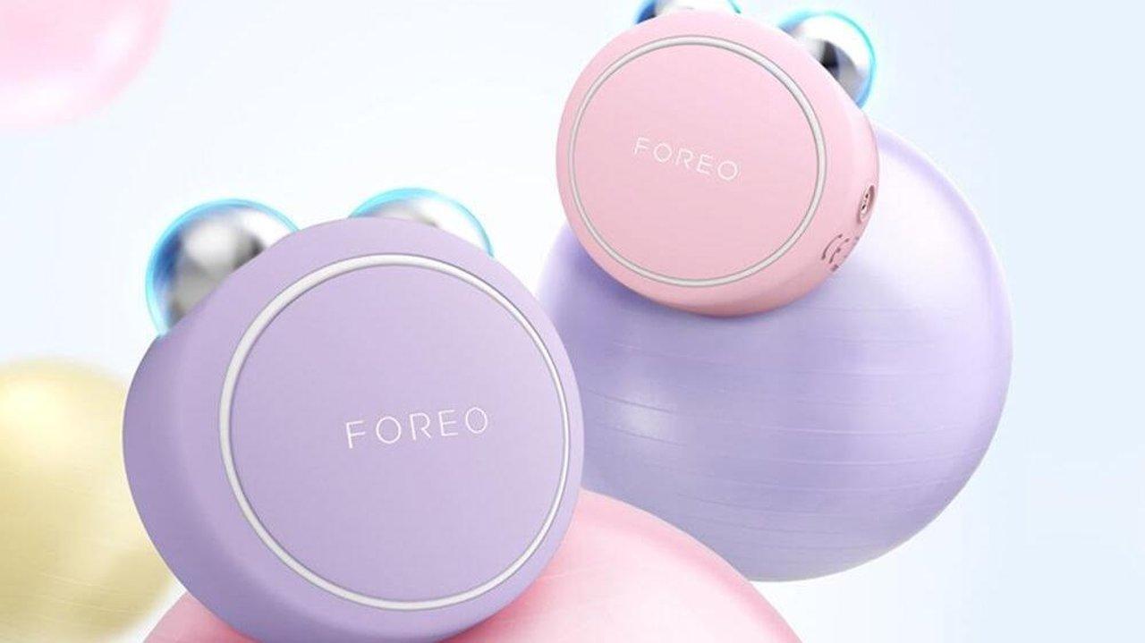 实测:邓伦同款FOREO BEAR智能微电流美容仪,让我的脸真的轻松运动起来了!