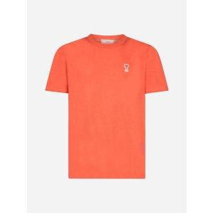 Ami ParisLogo cotton t-shirt