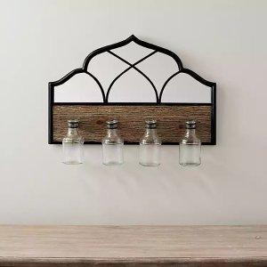 墙壁花瓶组