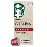 Starbucks 哥伦比亚浓缩咖啡胶囊120粒