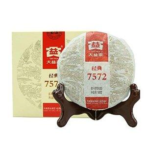 TAETEA 经典7572熟茶