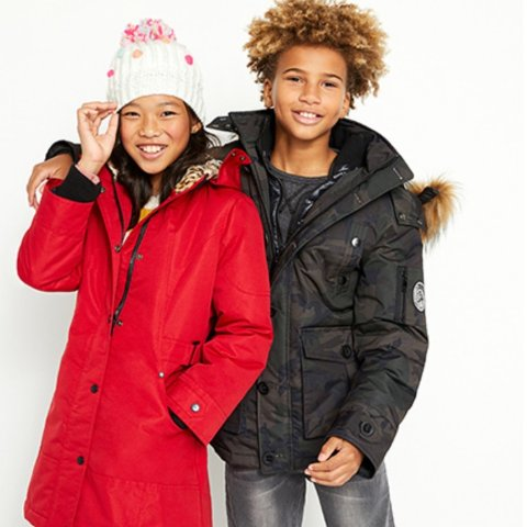 Up to 65% OffNordstrom Rack Kids' Coats Sale