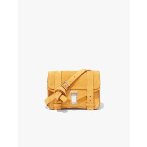 Proenza SchoulerSuede PS1 Mini Crossbody