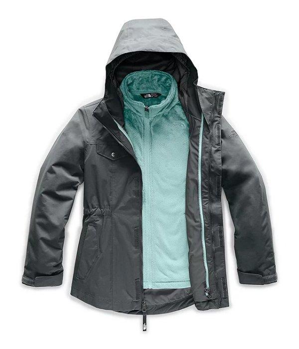 女孩 Osolita 2.0 Triclimate® 冲锋外套