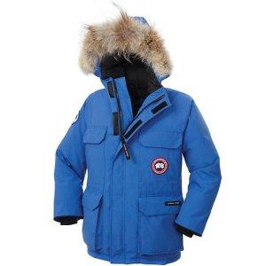 $418.99史低价:Canada Goose 大童款防寒大衣