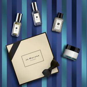 送5件套香氛套装黑五独家:Jo Malone官网 全场香水蜡烛热卖 收圣诞限量套装