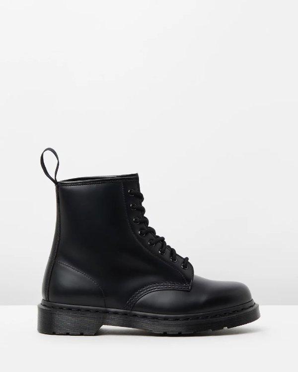 男女同款 8孔马丁靴