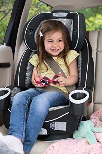 4Ever All-in-1 儿童双向汽车安全座椅 拼色