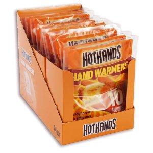 $6.99起 自营发货HOTHANDS 暖宝宝 女生必备神器