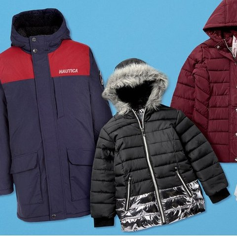 Up to 70% OffHautelook Kids' Outerwear Sale