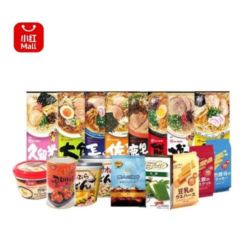【食欲之冬】美食料理零食大礼包