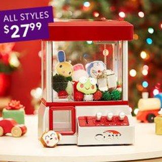 全部$27.99Etna 儿童迷你抓娃娃机特卖 为家庭聚会增添更多欢乐