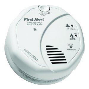 $35.98First Alert Z-Wave 烟雾、一氧化碳二合一警报器