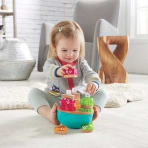 $5.99Fisher-Price® Wooden Toys Deep Blue Sea Stacker @ buybuy Baby