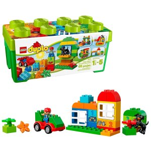 $19.89LEGO DUPLO All-in-One-Box-of-Fun 10572 Creative Play and Educational Toy