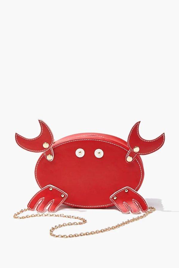 小螃蟹链条包