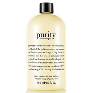 philosophy Purity Made Simple 3-In-1 洗面奶 480ml