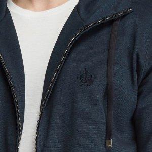 63% offMens Dolce & Gabbana Men's zip up hoodie @ Century 21