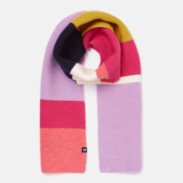 儿童针织围巾