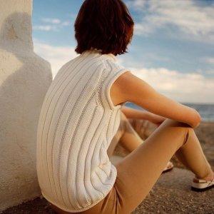 2折起+叠85折 €156收毛衣Joseph 英伦风高级感美衣大促 优雅平价Celine风