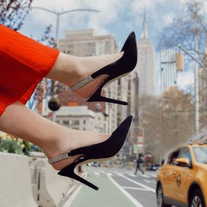 $25 When You Spend $100+Nine West Shoes and Handbags Sale