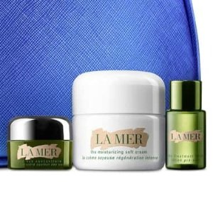 $90 ($122 Value)La Mer Mini Miracles Collection Sale