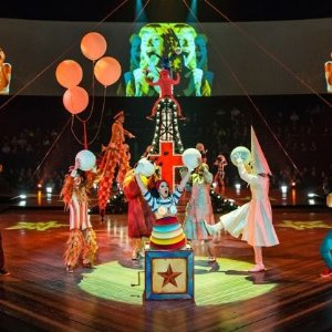 As low as $104THE BEATLES LOVE BY CIRQUE DU SOLEIL Tickets