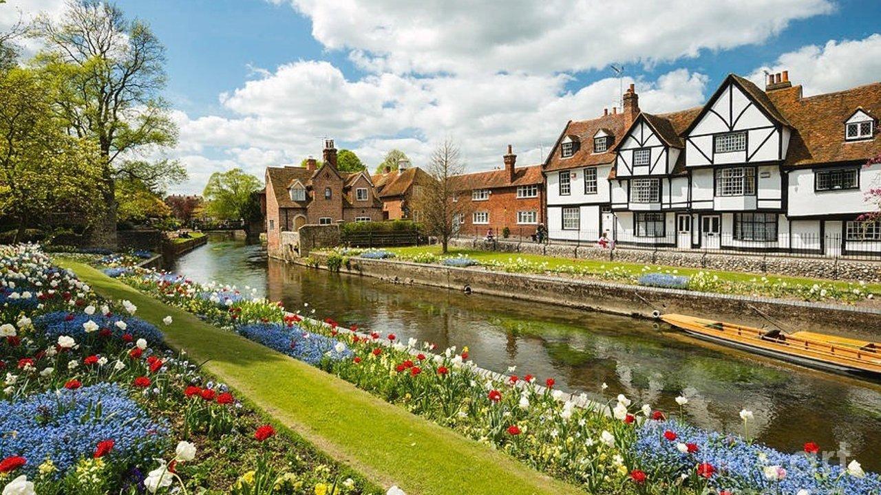 英国最美乡村 | 9个油画风小众乡镇全盘点!