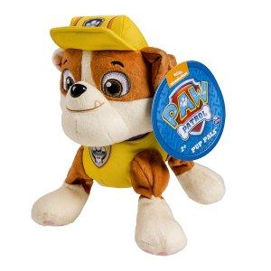 $5.97Paw Patrol 狗狗巡逻队 机械工程师 Rubble小力 毛绒玩具