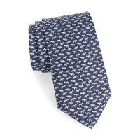 Salvatore Ferragamo 丝质领带
