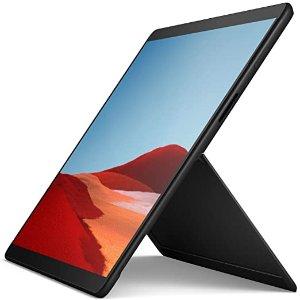 MicrosoftSurface Pro X, 13 Zoll 2-in-1 Tablet (SQ1, 8 GB RAM, 128 GB SSD, Win 10 Home)