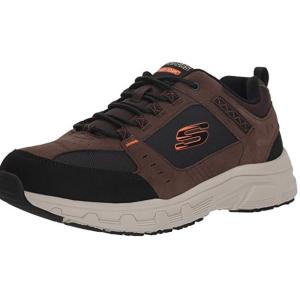 $37.57起(原价$85)Skechers 男士户外运动鞋 舒适耐磨不怕脏