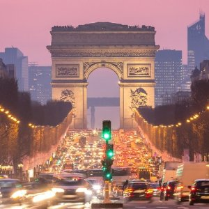 As Low as $5495-, 6-, or 7-Day Paris and Rome Vacation with Hotels and Air
