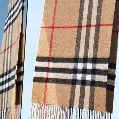低至6折 格子卡包$150+Burberry 精选款式热卖 入手羊绒围巾,新款服饰,风衣