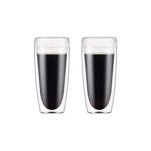 Bodum透明杯子X2