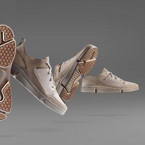 满额减£50 £45收穆勒鞋Clarks 精选美鞋大促  舒适与美貌并存