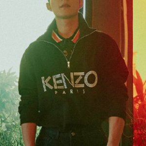4折起+额外85折 $68起收logo T独家:Kenzo 折上折再降 虎头、大眼睛$134起