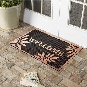 WALLITYBaroque Serie Victoria Bronze Doormat