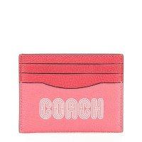 Coach 拼色小卡包