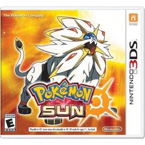 NintendoPokemon Sun | Nintendo 3DS | GameStop