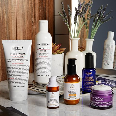 Up to $207 VlaueKiehl's Skincare Sets Hot Sale