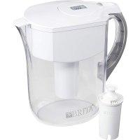 Brita 大号10杯容量滤水壶促销 带滤芯