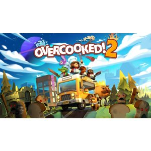 Overcooked! 2  switch 数字版