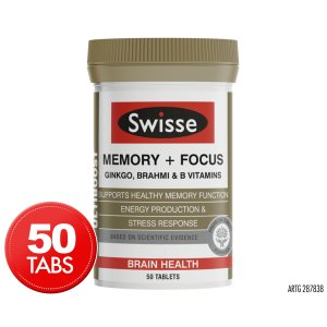 Swisse记忆片 50片