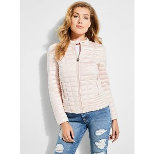 Vona Puffer Jacket at Guess